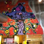 Mellow Mushroom Mural